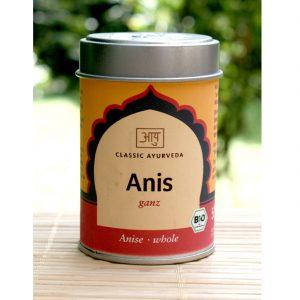 Anis im Ayurveda Parkschlösschen Onlineshop