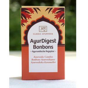 AyurDigest Bonbons im Ayurveda Parkschlösschen Onlineshop