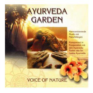CD Ayurveda Garden im Ayurveda Parkschlösschen Onlineshop