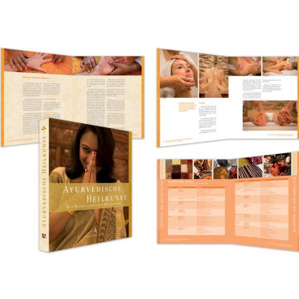 Ayurvedische Heilkunst: Das Parkschlösschen Praxisbuch