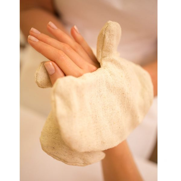 Garshan Seidenhandschuhe im Ayurveda Parkschlösschen Onlineshop