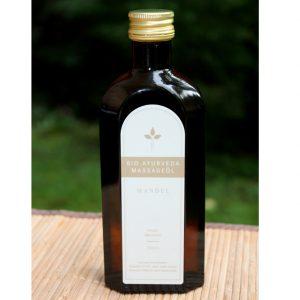Bio Mandelöl im Ayurveda Parkschlösschen Onlineshop