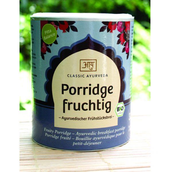 Porridge Fruchtig (Pitta Balance) im Ayurveda Parkschlösschen Onlineshop