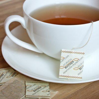 Tees und Getränke