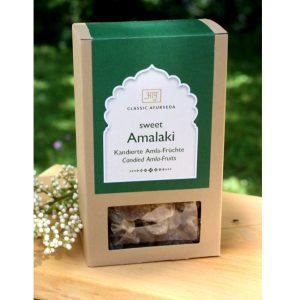 Sweet Amalaki: Kandierte Amla-Früchte im Ayurveda Parkschlösschen Onlineshop