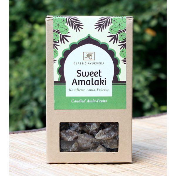 """Kandierte Amla-Früchte """"Sweet Amalaki"""" im Ayurveda Parkschlösschen Onlineshop"""