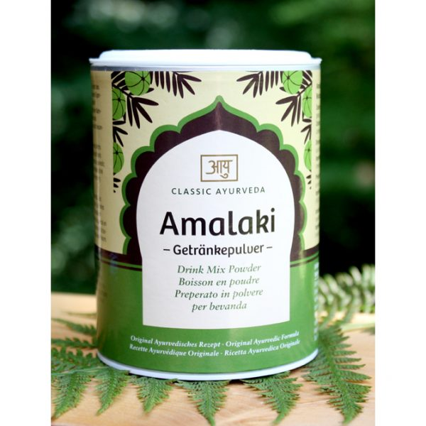 Amalaki Getränkepulver im Ayurveda Parkschlösschen Onlineshop