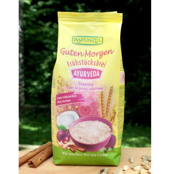 Ayurvedischer Frühstücksbrei im Ayurveda Parkschlösschen Onlineshop