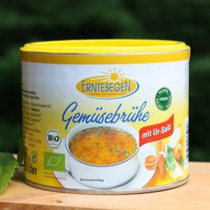Gemüsebrühe im Ayurveda Parkschlösschen Onlineshop