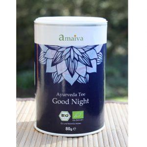 """""""Good Night"""" Tee im Ayurveda Parkschlösschen Onlineshop"""