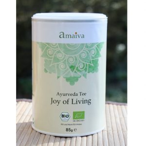 """Joy of Living"" Ayurveda Tea 