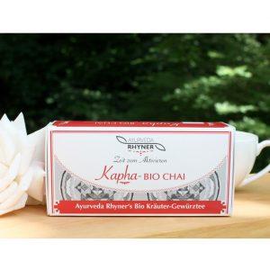 Bio Kapha Tee im Ayurveda Parkschlösschen Onlineshop