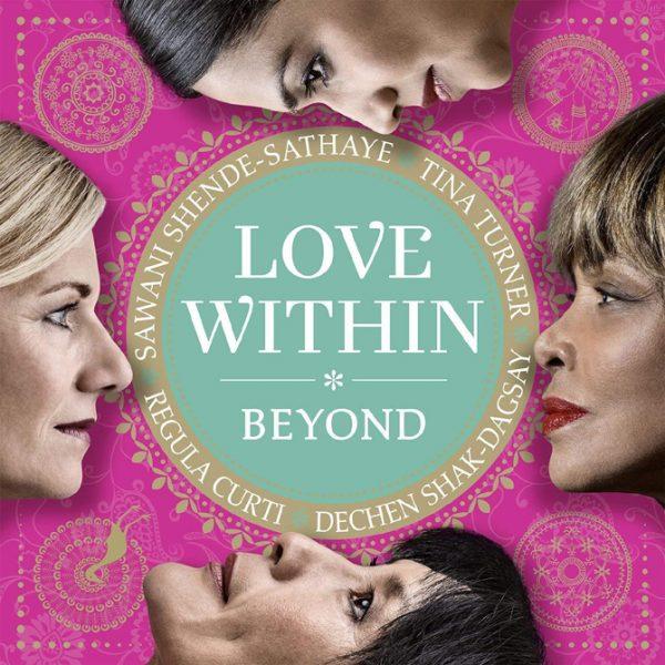 """CD """"Love Within Beyond"""" im Ayurveda Parkschlösschen Onlineshop"""