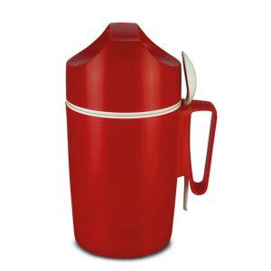 Lunchbox Crazy Red im Ayurveda Parkschlösschen Onlineshop