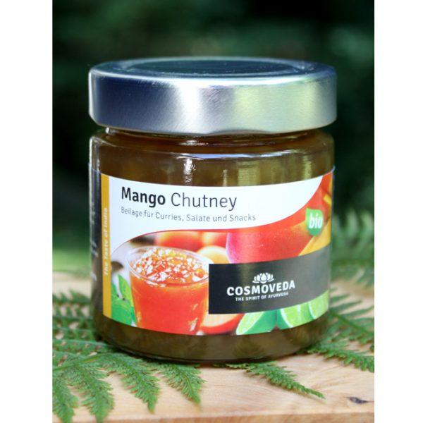 Mango Chutney im Ayurveda Parkschlösschen Onlineshop