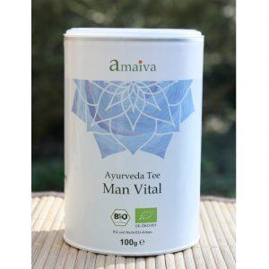 Ayurveda Tea 'Man Vital' | Ayurveda Parkschlösschen Online shop