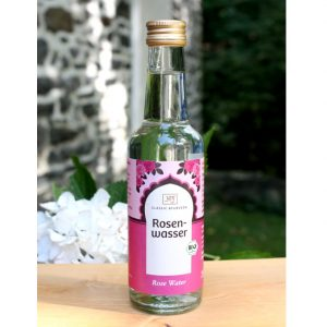 Rosenwasser im Ayurveda Parkschlösschen Onlineshop