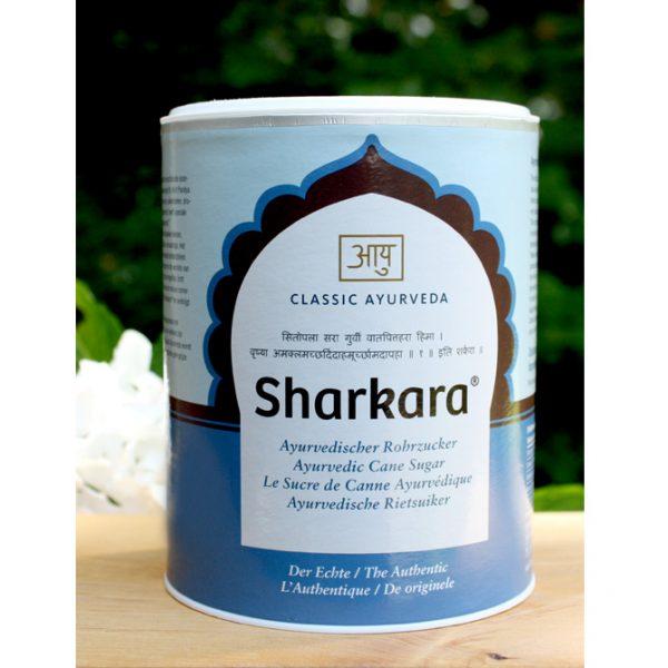 Sharkara Zucker im Ayurveda Parkschlösschen Onlineshop