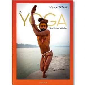 """Buch """"Über Yoga"""" von Michael O'Neill im Ayurveda Parkschlösschen Onlineshop"""
