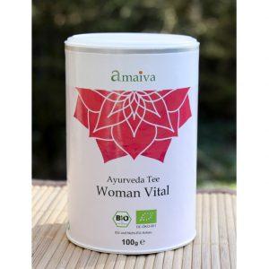 """""""Woman Vital"""" Tee im Ayurveda Parkschlösschen Onlineshop"""