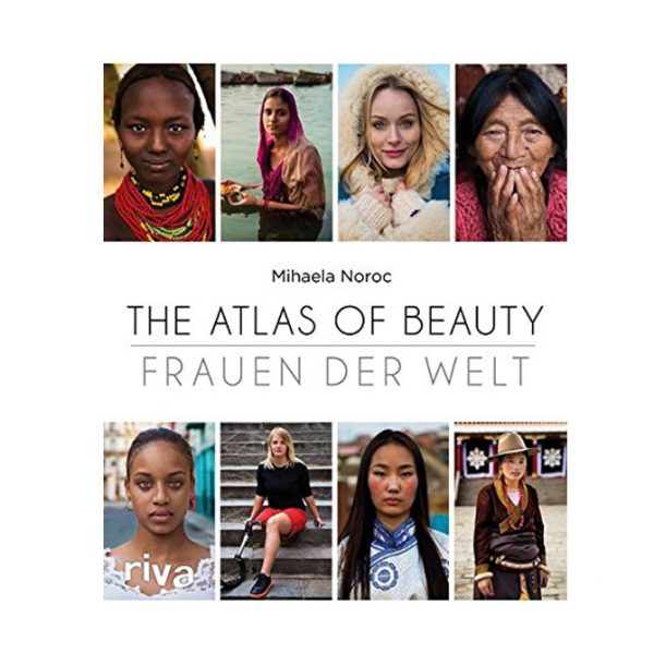Mihaela Noroc: The Atlas of Beauty - Frauen der Welt im Ayurveda Parkschlösschen Onlineshop