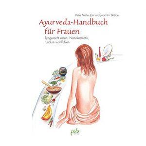 Petra Müller-Jani, Joachim Skibbe: Ayurveda-handbuch für Frauen im Ayurveda Parkschlösschen Onlineshop