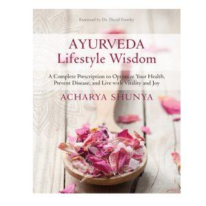 Acharya Shunya: Ayurveda Lifestyle Wisdom im Ayurveda Parkschlösschen Onlineshop