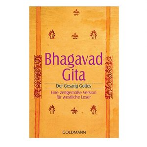 Bhagavad Gita: Der Gesang Gottes im Ayurveda Parkschlösschen Onlineshop