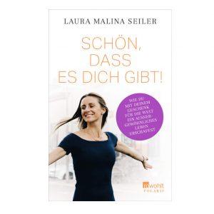 Laura Malina Seiler: Schön, dass es dich gibt! im Ayurveda Parkschlösschen Onlineshop