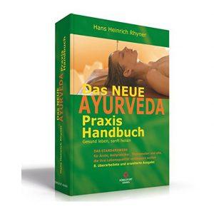 Hans Heinrich Rhyner: Das neue Ayurveda Praxis Handbuch im Ayurveda Parkschlösschen Onlineshop
