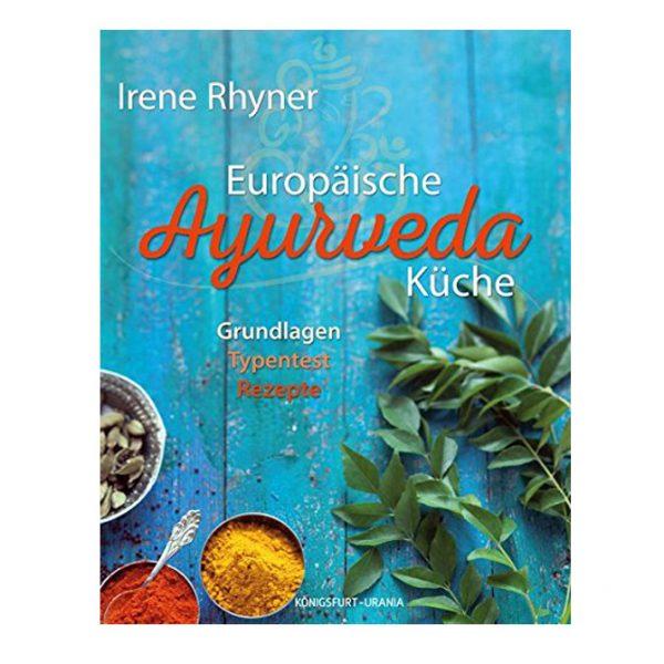Irene Rhyner: Europäische Ayurveda Küche im Ayurveda Parkschlösschen Onlineshop