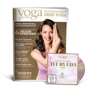 Yoga Journal Sonderheft mit Yoga-DVD im Ayurveda Parkschlösschen Onlineshop