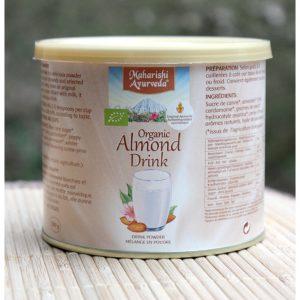 Mandeldrink Getränkepulver im Ayurveda Parkschlösschen Onlineshop