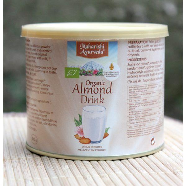Almond Drink powder | Ayurveda Parkschlösschen Online shop