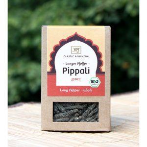 Pippali im Ayurveda Parkschlösschen Onlineshop