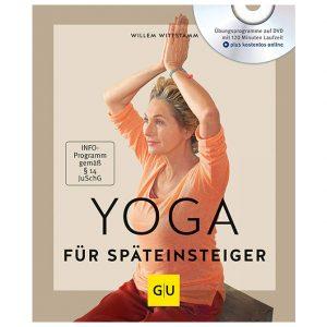Yoga für Späteinsteiger (mit DVD) von Willem Wittstamm