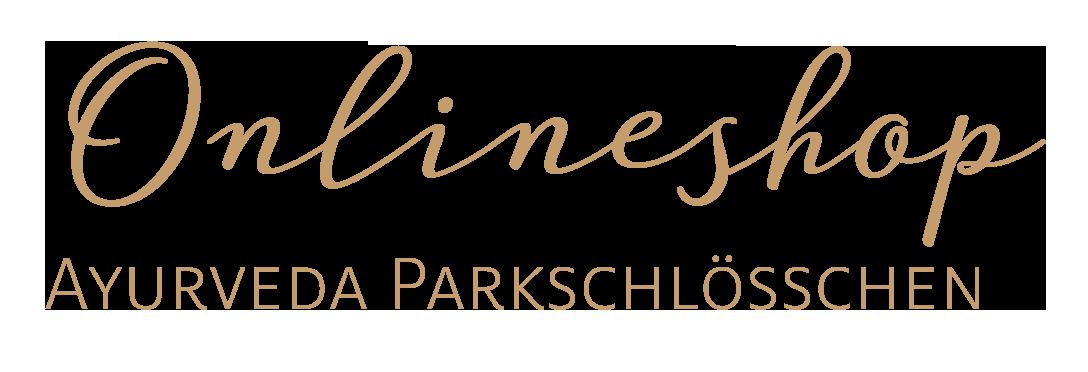 Ayurveda Parkschlösschen Shop