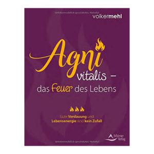 Volker Mehl: Agni vitalis - das Feuer des Lebens | Ayurveda Parkschlösschen Onlineshop