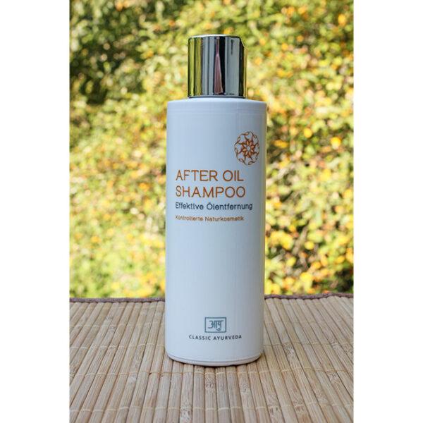 After Oil Shampoo | Effektive Ölentfernung | Ayurveda Parkschlösschen Onlineshop