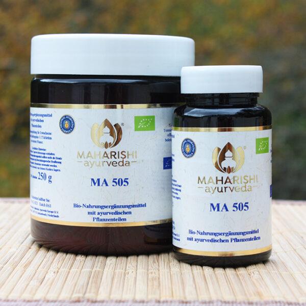 Mahrishi MA505 | Ayurveda Parkschlösschen Onlineshop