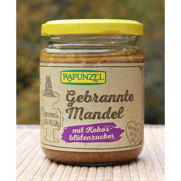 Gebrannte Mandel mit Kokosblütenzucker | Ayurveda Parkschlösschen Onlineshop