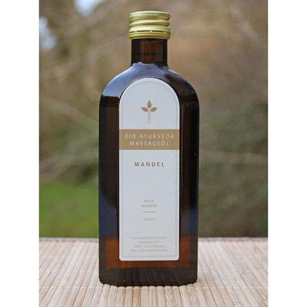Bio Mandelöl zur Körpermassage | Ayurveda Parkschlösschen Onlineshop