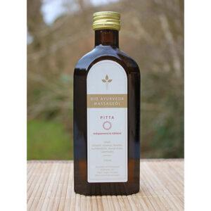 Bio Pittaöl zur Körpermassage | Ayurveda Parkschlösschen Onlineshop